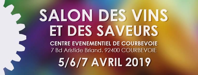 Salon des Vins – Courbevoie
